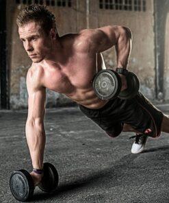 Musculación y halterofilia